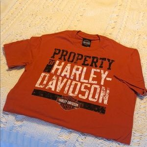 Rare Harley-Davidson T-Shirt from The PDC!